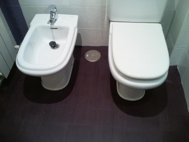 Obras en casa XI : Cómo reformar baño sin obra  Una cosa ...