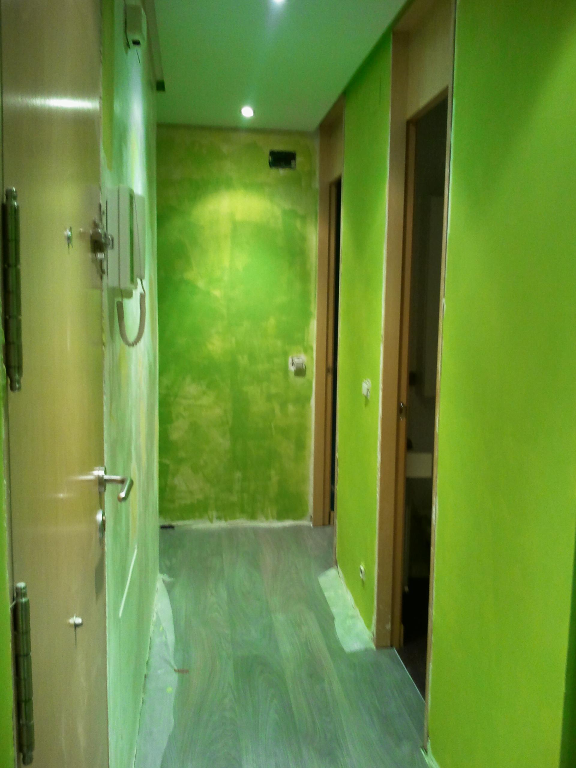 Cuadros pasillo pintar pasillos con resultados elegantes - Pintar pasillo moderno ...