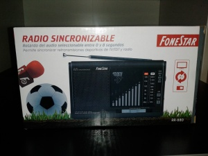 Radio Sincronizable
