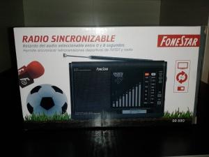 Radio Sincronizable