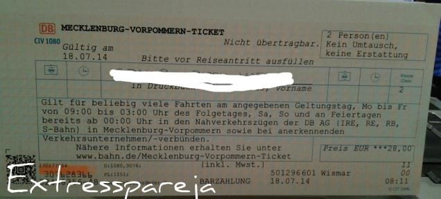 SchönerTag Ticket