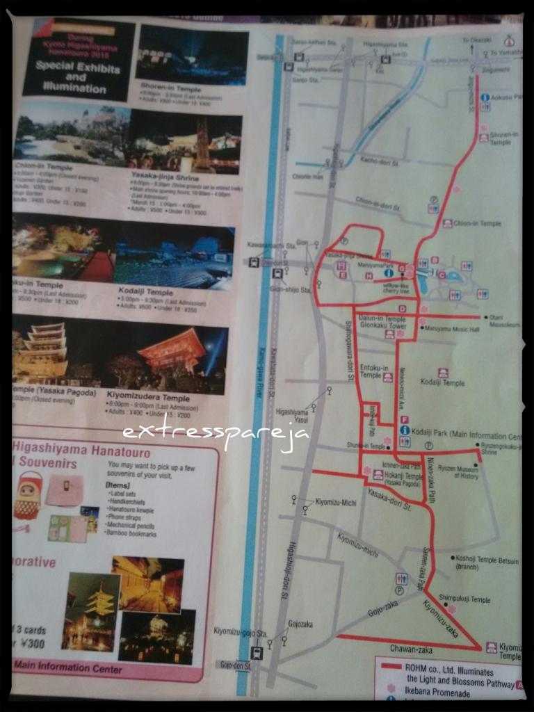 Higashiyama ruta