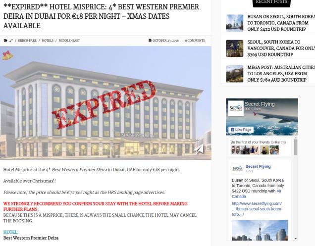 Error Hotel