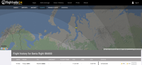 FlightRadar