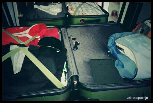 Interior maleta